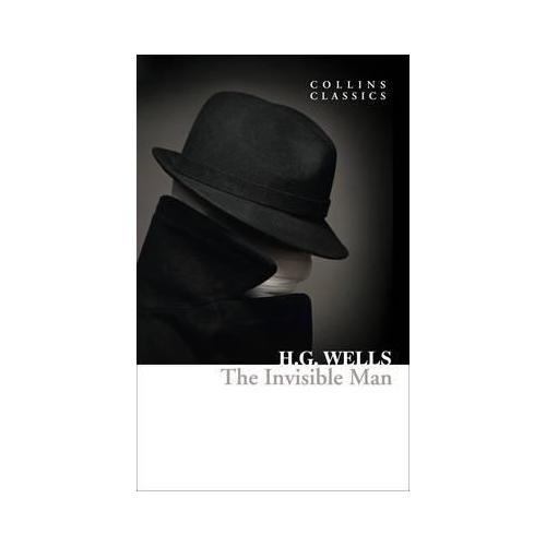 Invisible Man, Herbert George Wells, ISBN 9780008190071, HarperCollins , 978-0-0081-9007-1, 978-0-008-19007-1, 978-0-00-819007-1 - купить со скидкой