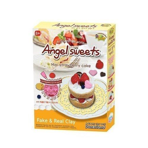 "Набор для лепки ""Mini Strawberry cake"" цена и фото"