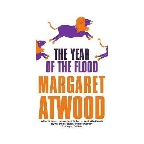 Margaret Atwood: Year Of The Flood