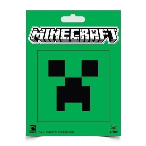 Наклейка Creeper Face Sticker цена