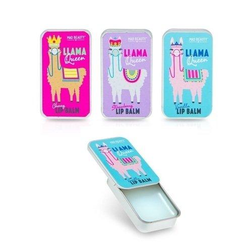 """Бальзам для губ """"Llama Queen Lip Balm Tins"""", 5 г, в ассортименте"""