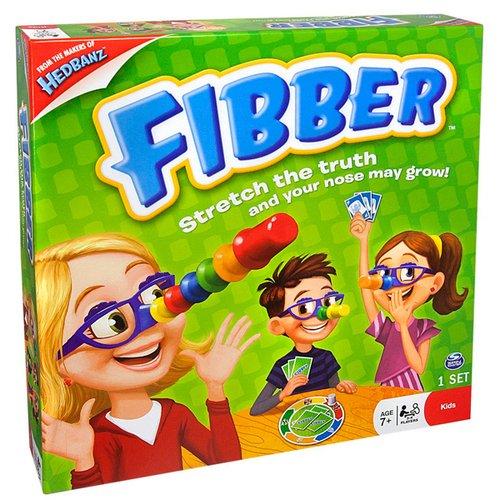 Игра настольная FIBBER настольная игра развивающая spin master fibber 34545