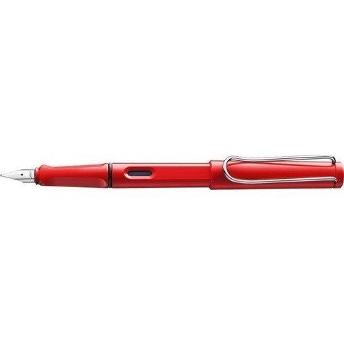 """Ручка перьевая """"016 Safari"""", красная, M"""