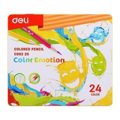 """Карандаши цветные """"Color Emotion"""""""