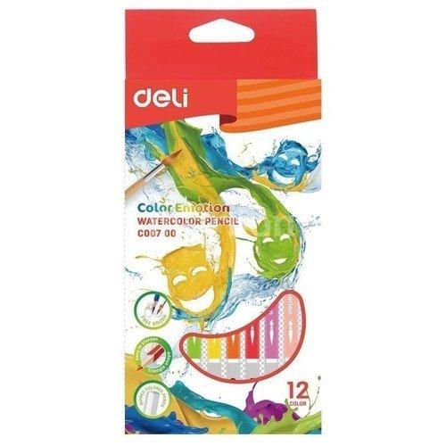 Карандаши цветные акварельные Color Emotion карандаши цветные акварельные osiris aquarell 12 цветов