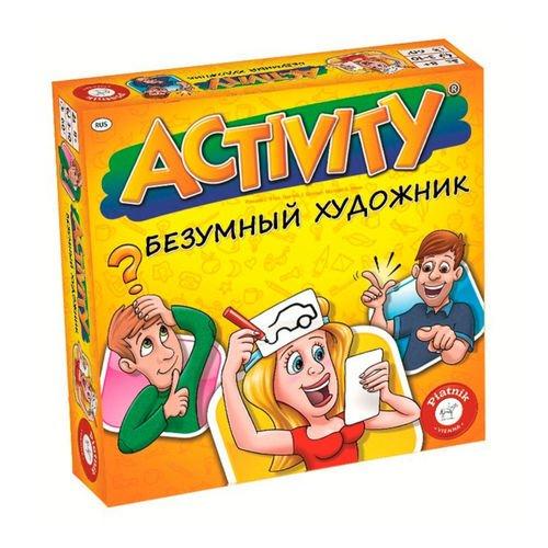 """Настольная игра """"Activity - Безумный художник"""" 2"""