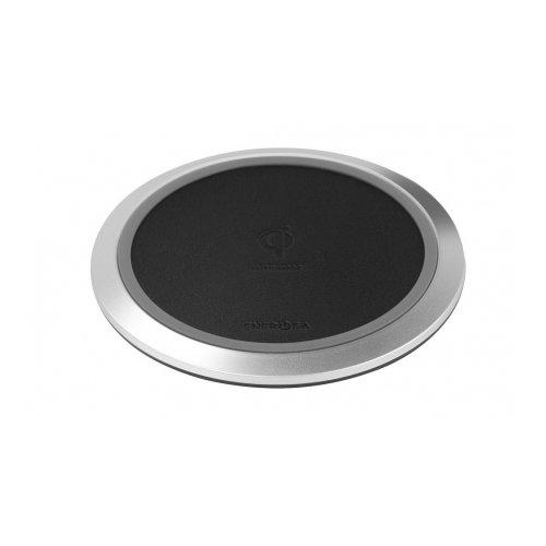 Фото - Беспроводное CЗУ WiDisc Fast wireless Pad, черное беспроводное зарядное устройство momax q pad dual wireless charger ud10 белый