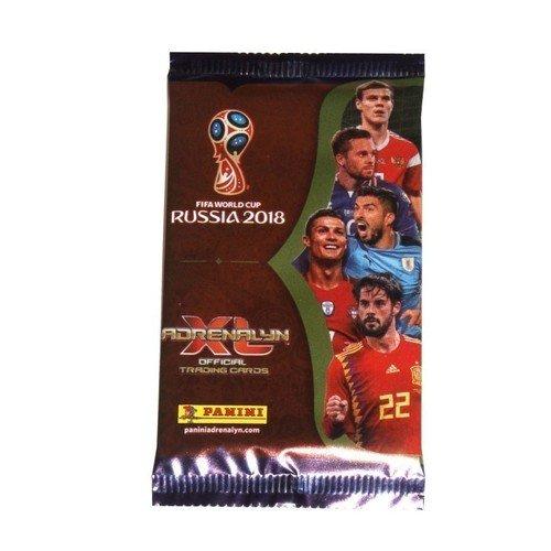 Карточки World Cup Russia 2018 Adrenalyn XL цена