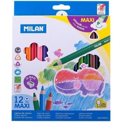 Карандаши цветные, 12 цветов ручки и карандаши baramba в картонной коробке 18шт вкладыш раскраска
