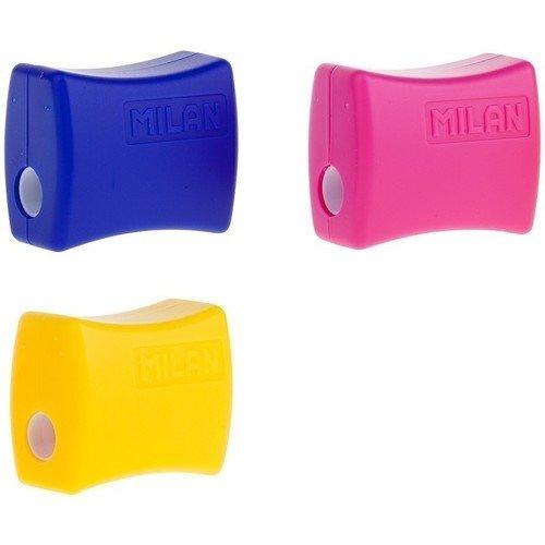 Точилка пластиковая Milan Double milan точилка 20127240