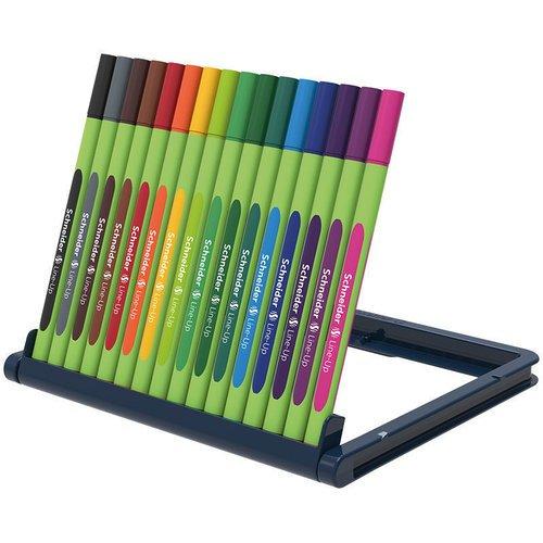 Набор капиллярных ручек Line-Up донная снасть agp убойный карпятник черный темно зеленый зеленый