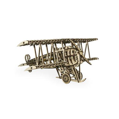 Купить Деревянный конструктор Самолет , Wood Trick, Конструкторы