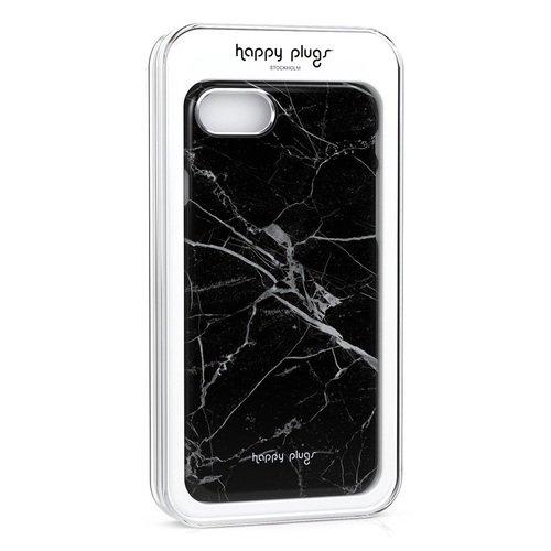 """цена на Защитный чехол для iPhone 7/8 """"Slim case"""" Black Marble, черный мрамор"""