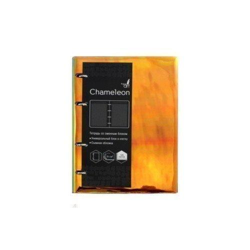 Тетради А5  CHAMELEON оранжевая