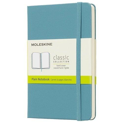 Блокнот нелинованный Classic Pocket А6, 96 листов бордюр mainzu milano 13395 torelo blue 3х20