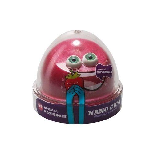 "Жвачка для рук ""Nano Gum"", аромат клубники, 50 г"