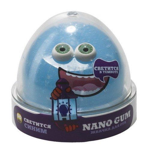Фото - Жвачка для рук Nano Gum, голубое свечение, 50 г hae soo kwak nano and microencapsulation for foods