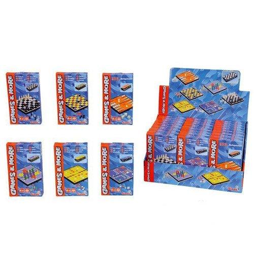 купить Настольные магнитные игры, в ассортименте по цене 160 рублей