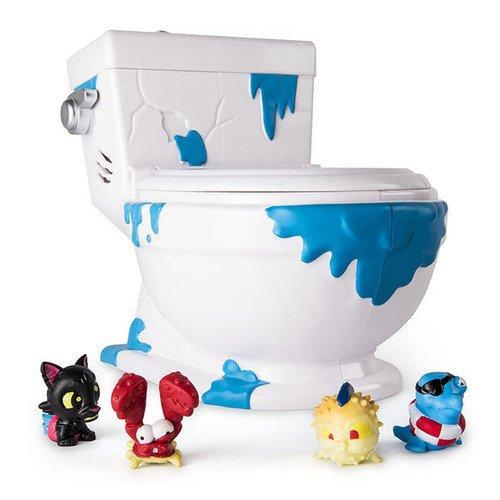Купить Игрушка Туалет-коллектор , Flush Force, Игровые наборы