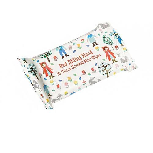 Влажные салфетки Красная шапочка, 10 шт. кл влажные салфетки антибактериальные 15шт 30шт 953016