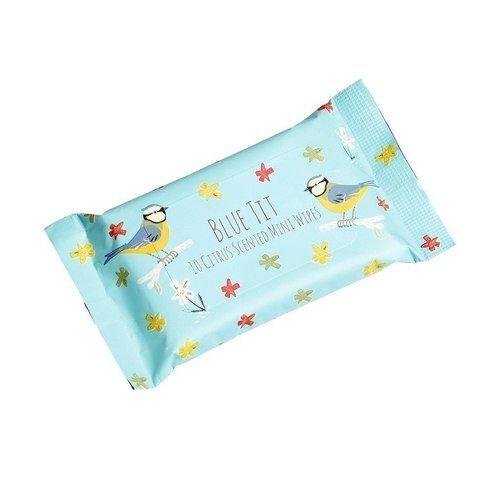 Влажные салфетки Blue tit, 10 шт. умка салфетки влажные детские эконом 2 х 70 шт