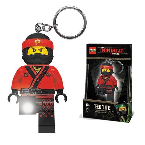 Брелок-фонарик для ключей Ninjago Movie lego брелок фонарик для ключей lego ninjago nya