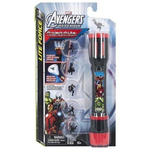 Фото - Фонарик-проектор 3 в 1 Marvel Avengers проектор