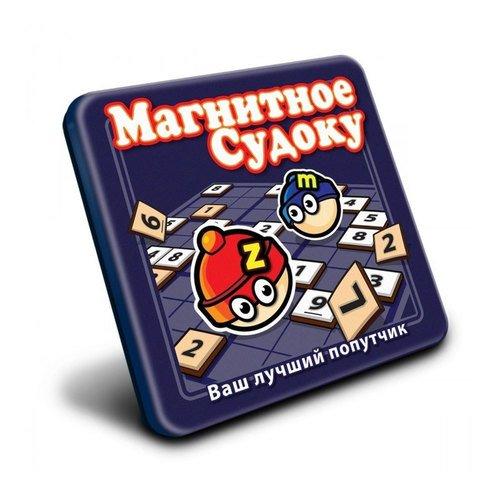 цена на Магнитная игра Mack and Zack «Судоку»