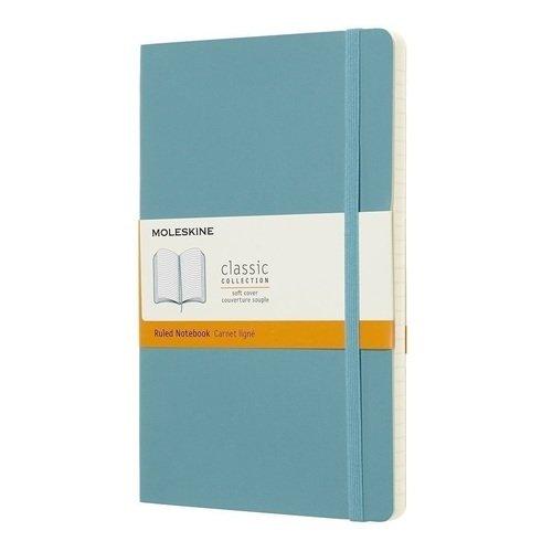 Блокнот Classic Soft Large А5, 96 листов, в линейку блокнот joy book а5 96 листов в линейку голубой