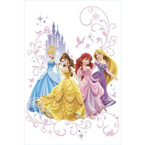 """Наклейки для декора """"Дисней: Принцессы"""""""