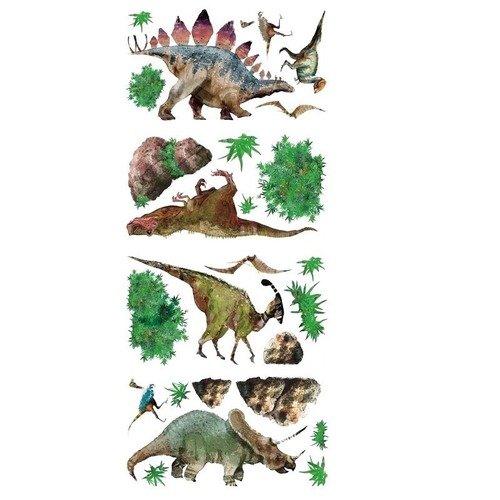 Наклейки для декора Динозавры целительная энергия как усилить свою энергетику и преобразить жизнь