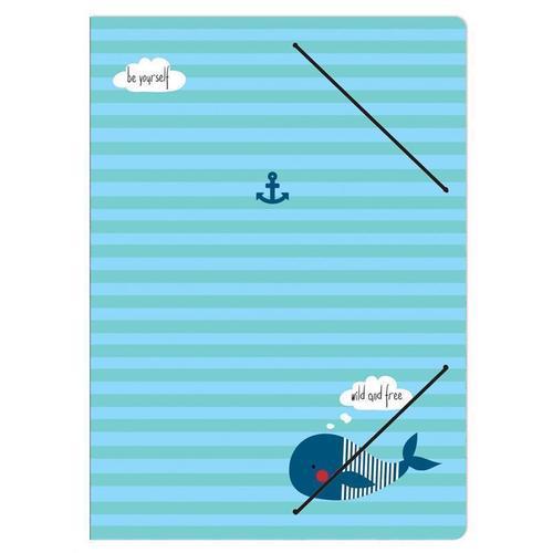 """Папка """"Sea"""", 17 х 22 см"""