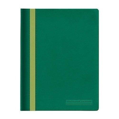 """Дневник школьный """"Monaco"""", зеленый"""