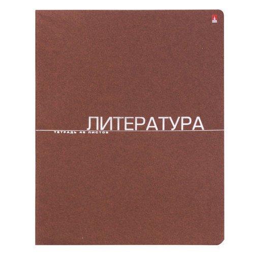 Тетрадь One Color. Литература А5, 48 листов, в линейку цена