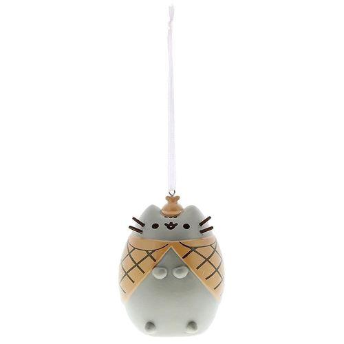 Елочное украшение Pusheen detective ornament мягкая игрушка pusheen stormy small 11 см
