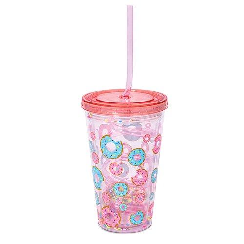Стакан пластиковый Donut пластиковый стакан treasure park xin 95 1000