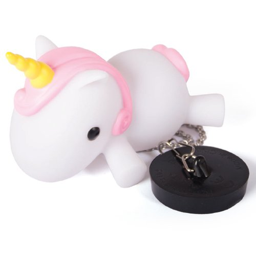 Пробка для ванны Unicorn ns novelties unicorn tails розовая анальная пробка с розовым хвостом