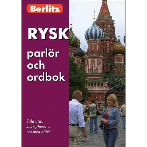 Русский разговорник и словарь для говорящих по-шведски. Rysk parlor och ordbok rysk parlor och ordbok