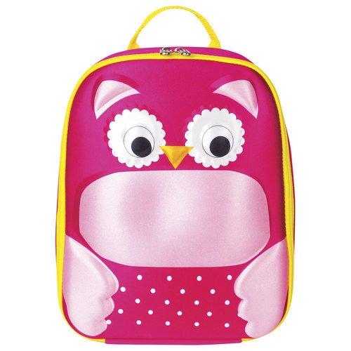 Рюкзак детский с термоизоляцией Сова, 29 х 23 х 9 см schreiber рюкзак сова