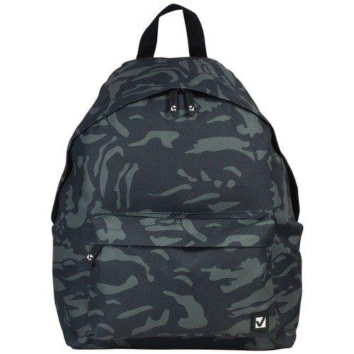"""Городской рюкзак """"Камуфляж"""", 20 л, 41 х 32 х 14 cм, серый стоимость"""