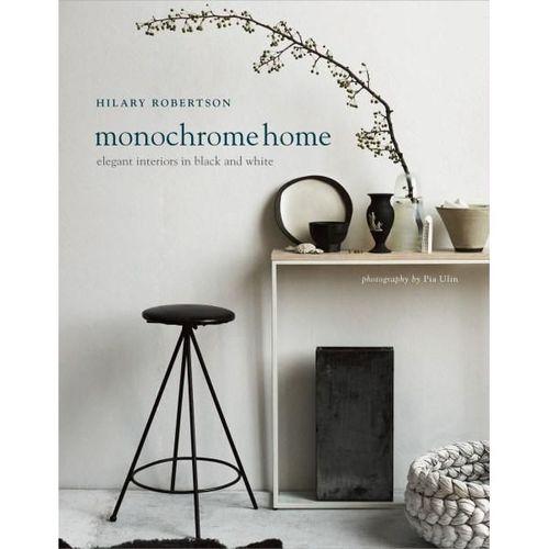 Monochrome Home interiors now