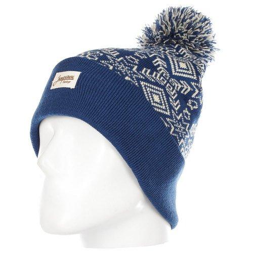 Шапка Carpatians Beanies, синяя шапка trailhead цвет синий hat18 lbl sz размер универсальный