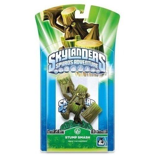 "Интерактивная фигурка ""Skylanders. Stump Smash"" skylanders trap team интерактивная фигурка мастер ловушек bushwhack стихия life"