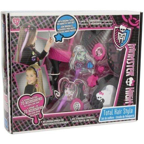 Игровой набор Monster High Студия красоты