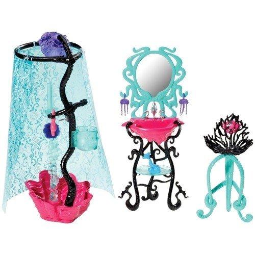 Купить Игровой набор Monster High Душевая комната Лагуны Блю , Mattel, Игровые наборы