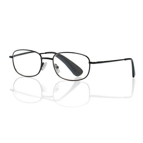Корригирующие очки для чтения +3,0, круглые