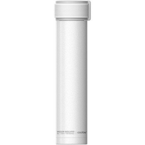 Мини-термос Skinny mini, 230 мл, белый