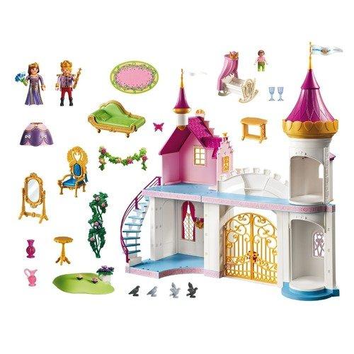 Замок Принцессы: Королевская Резиденция krooom игрушки из картона набор замок принцессы тринни k 219