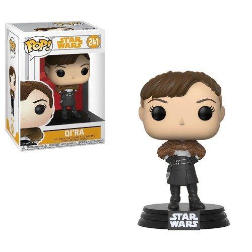 "Фигурка POP! ""Solo: Qi'Ra"", 9,5 см фигурка funko pop star wars episode vii the force awakens – han solo bobble head 9 5 см"
