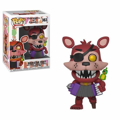"все цены на Фигурка POP! Games ""FNAF. Rockstar Foxy"" онлайн"